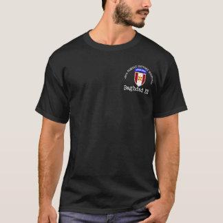 第28戦闘支援の病院-バグダッドER Tシャツ