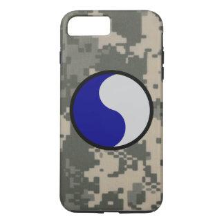 """第29歩兵部隊""""軍隊デジタル迷彩柄"""" iPhone 8 PLUS/7 PLUSケース"""