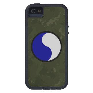 """第29歩兵部隊""""29!""""は行くために割り当てます WW IIの迷彩柄 iPhone SE/5/5s ケース"""