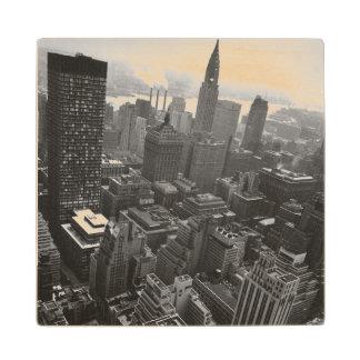 第2 1961年5月:  ニューヨークのクライスラの建物 ウッドコースター