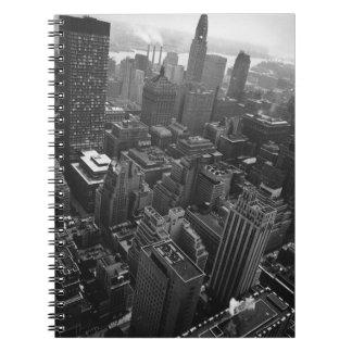 第2 1961年5月:  ニューヨークのクライスラの建物 ノートブック