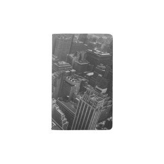 第2 1961年5月:  ニューヨークのクライスラの建物 ポケットMoleskineノートブック