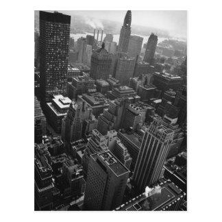 第2 1961年5月:  ニューヨークのクライスラの建物 ポストカード