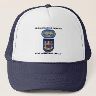 第2 BN. (ABN)の502ND歩兵の101ST空輸の帽子 キャップ