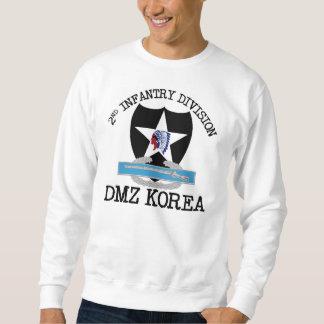 第2 CIBを持つID韓国DMZの獣医 スウェットシャツ
