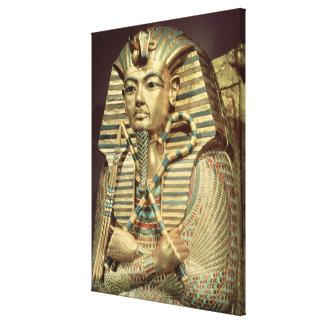 第2 mummiformの棺の詳細 キャンバスプリント