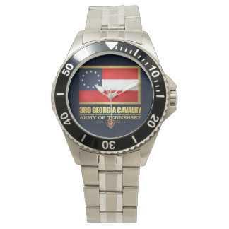 第3ジョージアの騎兵隊(F10) 腕時計