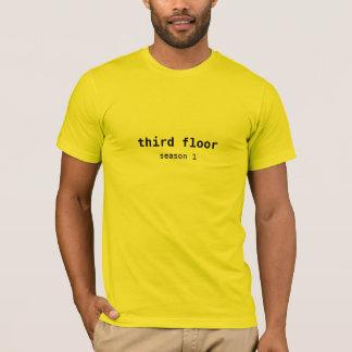 第3床/季節1のワイシャツ Tシャツ
