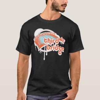 第3橋。 orange&blue. tシャツ