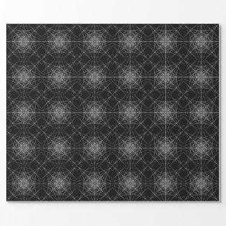 第3次元の神聖な幾何学#6 ラッピングペーパー