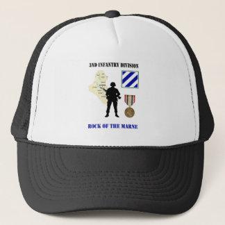 第3歩兵部隊のイラク戦争の獣医の帽子 キャップ