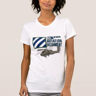 第3航空連隊アパッシュ Tシャツ