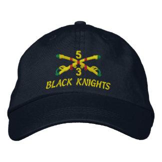 第3艦隊。、第5騎兵隊によって刺繍される帽子 刺繍入りキャップ