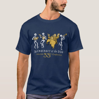 第33年次Chestertonの会議のTシャツ Tシャツ