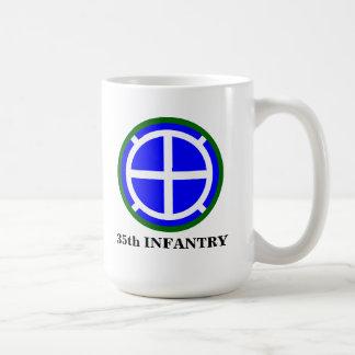 """第35歩兵部隊""""サンタフェ"""" コーヒーマグカップ"""