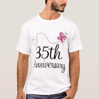 第35記念日のギフト Tシャツ