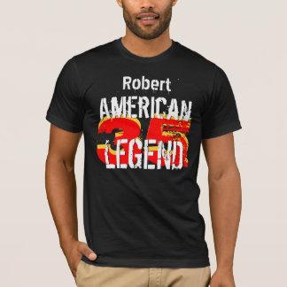 第35誕生日のアメリカの伝説35歳V04 Tシャツ