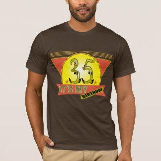 第35誕生日プレゼントのTシャツ Tシャツ