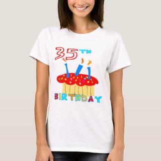 第35誕生日 Tシャツ