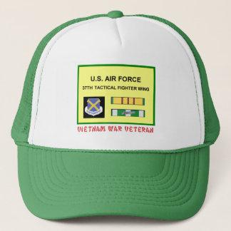 第37戦術的な戦闘機翼のベトナム戦争の獣医 キャップ