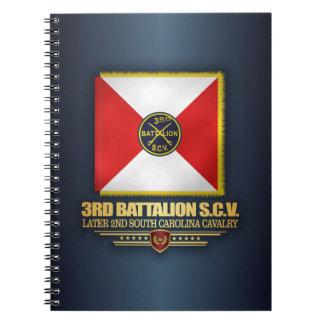 第3 SCVの騎兵隊の大隊 ノートブック