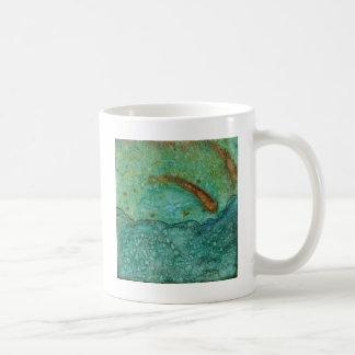 第4タイルの芸術 コーヒーマグカップ