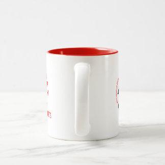 第4内気なコーヒー・マグ ツートーンマグカップ