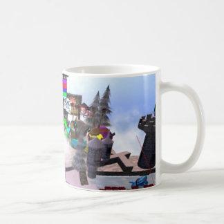 第4巨大なかたつむりの競争の記念日 コーヒーマグカップ