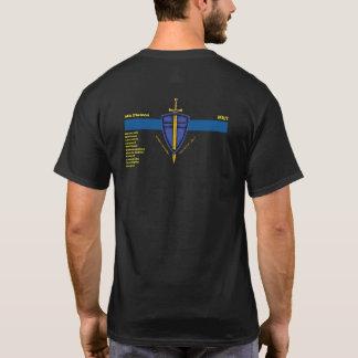第4部門の小隊 Tシャツ