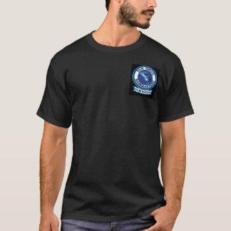 第40記念日のクラシックのロゴ Tシャツ