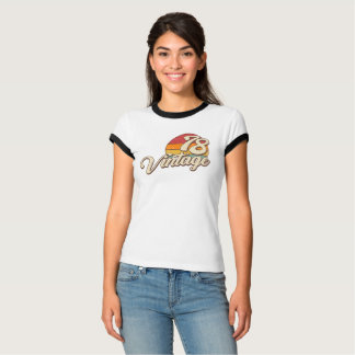 第40誕生日のヴィンテージ1978年 Tシャツ
