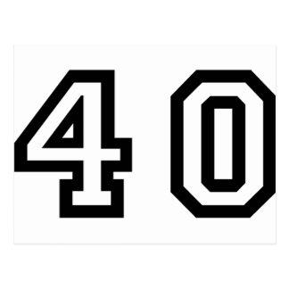 第40 ポストカード