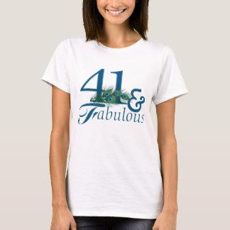 第41誕生日のTシャツ Tシャツ