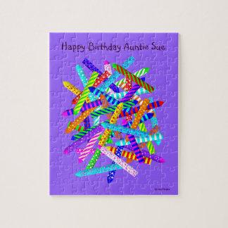 第41誕生日プレゼント ジグソーパズル