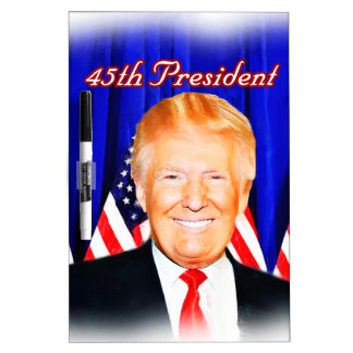 第45大統領ドナルドの切札の_ ホワイトボード