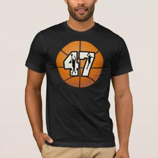 第47バスケットボール Tシャツ
