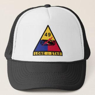 第49機甲師団-単独星 キャップ