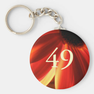 第49誕生日 キーホルダー