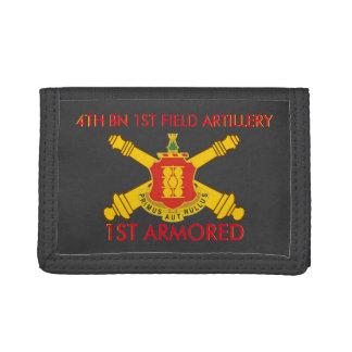 第4 BN.の第1野戦砲兵の第1装甲財布