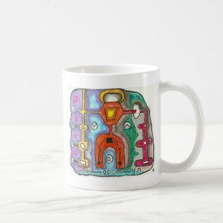 第4 SubQuantumの天国 コーヒーマグカップ