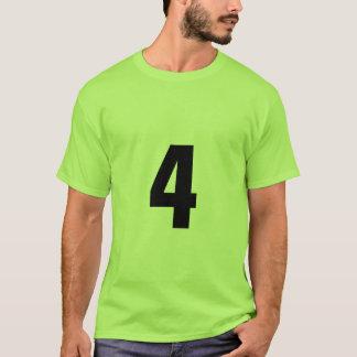 第4 Tシャツ