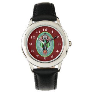 第5次元のスペースシャトルは腕時計をからかいます 腕時計
