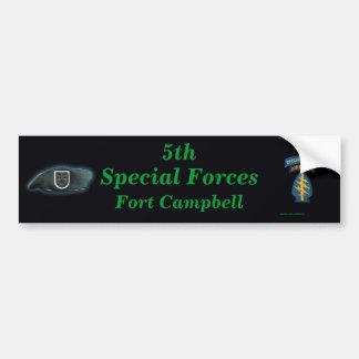 第5特殊部隊はイラクのバンパーステッカーの獣医を分けます バンパーステッカー