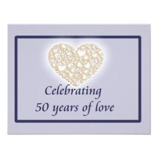 第50結婚記念日 カード