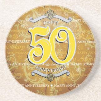 第50結婚記念日 コースター