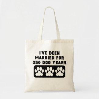 第50記念日犬年 トートバッグ