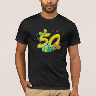 第50誕生日メンズTシャツ Tシャツ