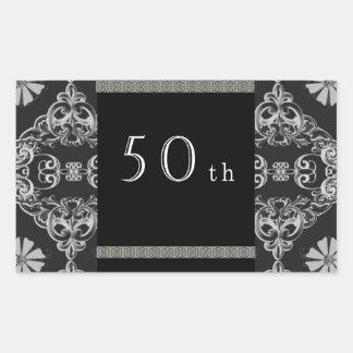 第50 長方形シール