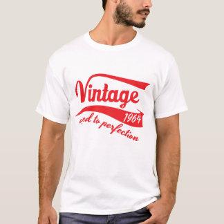 第50 1964年のヴィンテージは完全さのデザインのギフトに老化しました Tシャツ