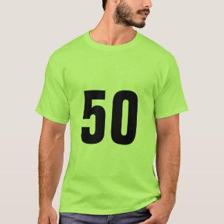 第50 Tシャツ